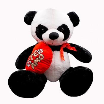 Panda Corazón