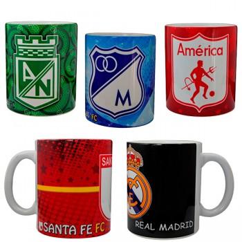 Mugs Equipos * 1