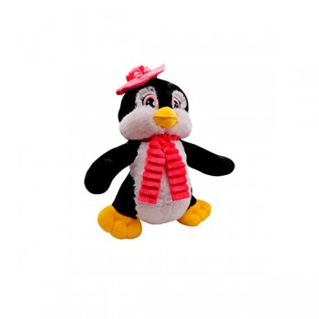 pinguina de peluche