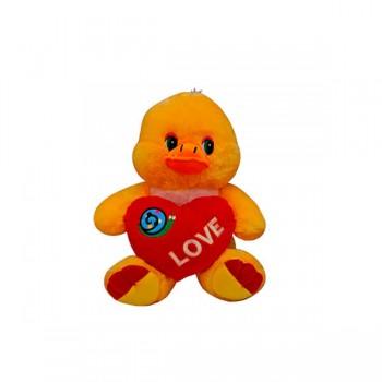 Pato Corazón 40 cm