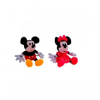 Minnie y Mickey 26 cm
