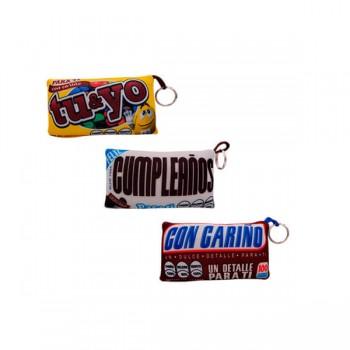 Llavero Cojín Candy *3