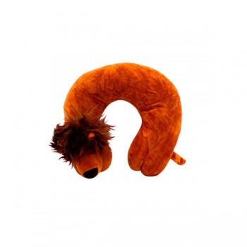 Cojín Cuellero león