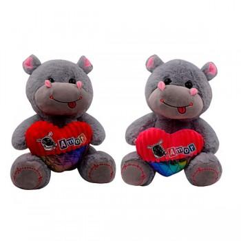 Hipopotamo *1 Sonido 30cm