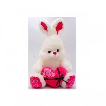 Conejo Corazón 56cm