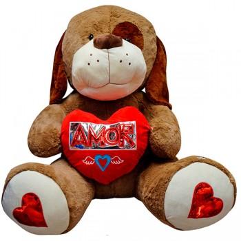 Perro Corazón 100cm