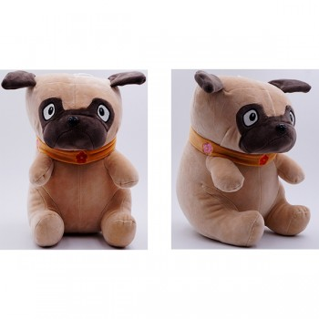 Perro * 1 Pug 30 cm