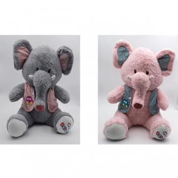 Elefante * 1 Chaleco  50cm