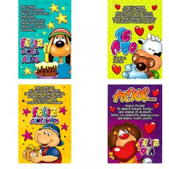 Pqte *8 Amor y Cumpleaños