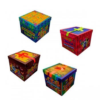 Caja Square Tukos *1